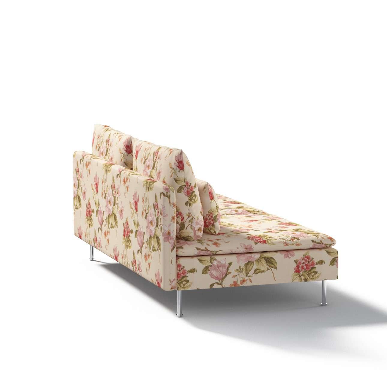 Ikea Söderhamn trivietei sofai užvalkalas Ikea Söderhamn moduliniai trivietei sofai užvalkalas kolekcijoje Londres, audinys: 123-05