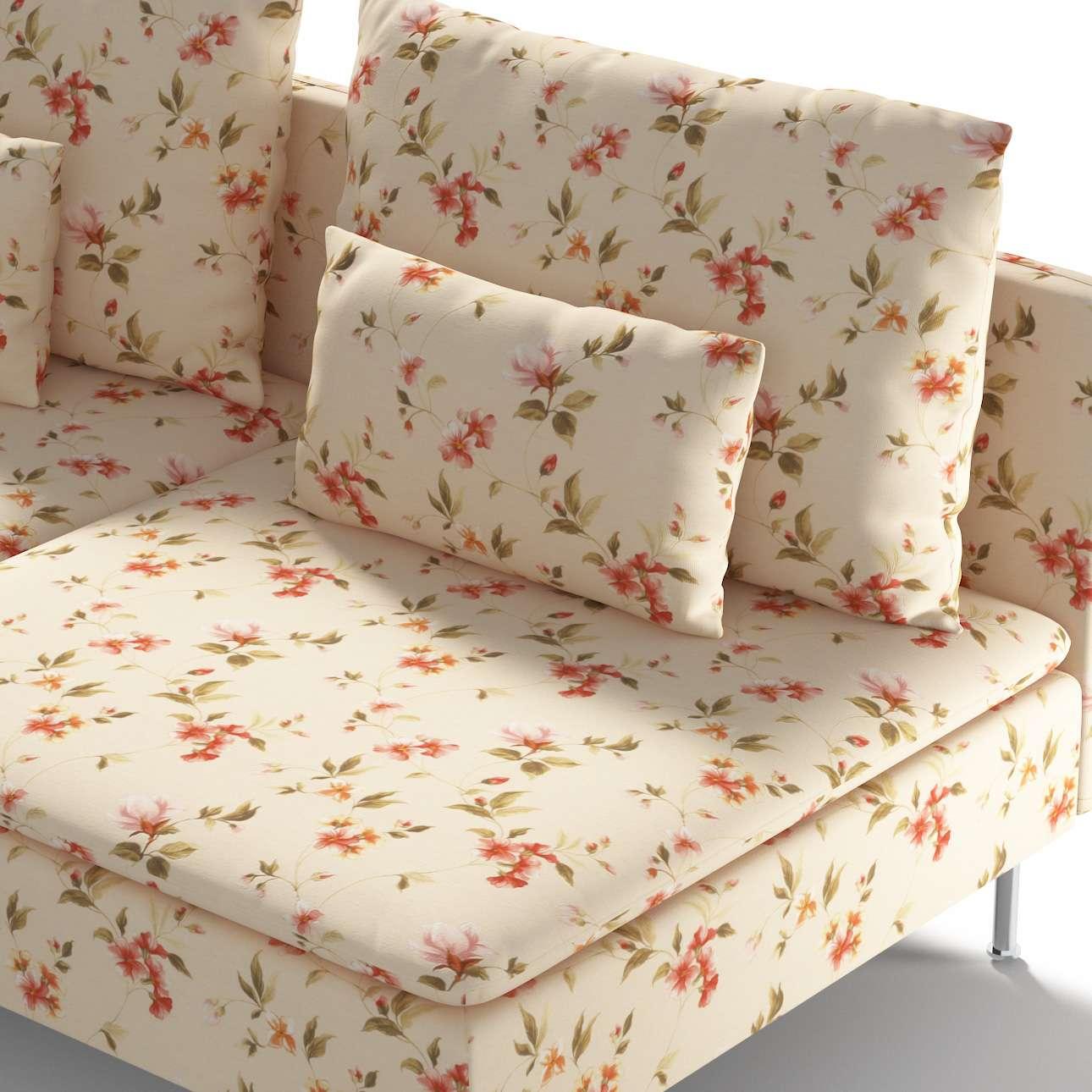 Ikea Söderhamn trivietei sofai užvalkalas kolekcijoje Londres, audinys: 124-05