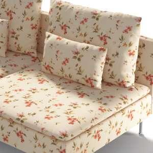 Ikea Söderhamn trivietei sofai užvalkalas Ikea Söderhamn moduliniai trivietei sofai užvalkalas kolekcijoje Londres, audinys: 124-05