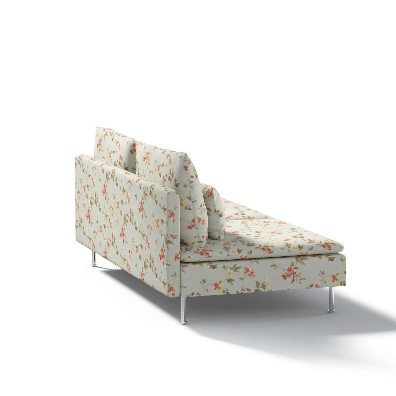 Ikea Söderhamn trivietei sofai užvalkalas Ikea Söderhamn moduliniai trivietei sofai užvalkalas kolekcijoje Londres, audinys: 124-65
