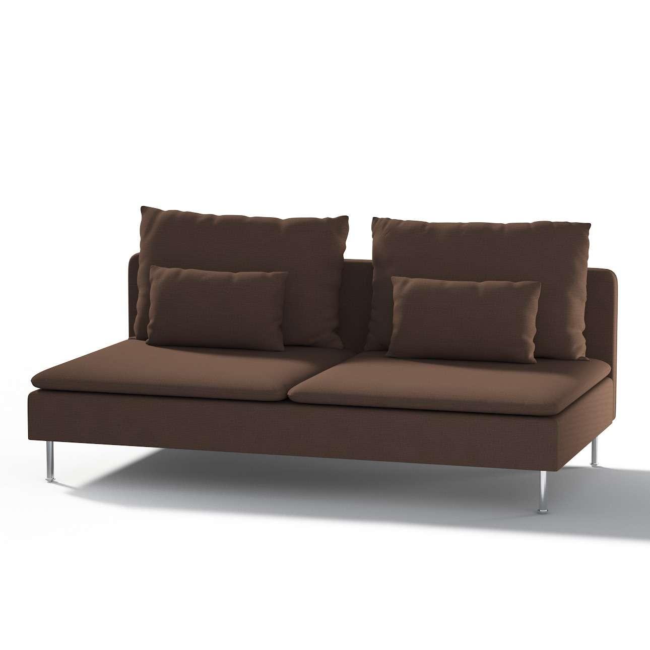 Ikea Söderhamn trivietei sofai užvalkalas Ikea Söderhamn moduliniai trivietei sofai užvalkalas kolekcijoje Etna , audinys: 705-08
