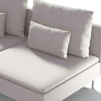 Pokrowiec na moduł Söderhamn 3-osobowy w kolekcji Cotton Panama, tkanina: 702-31