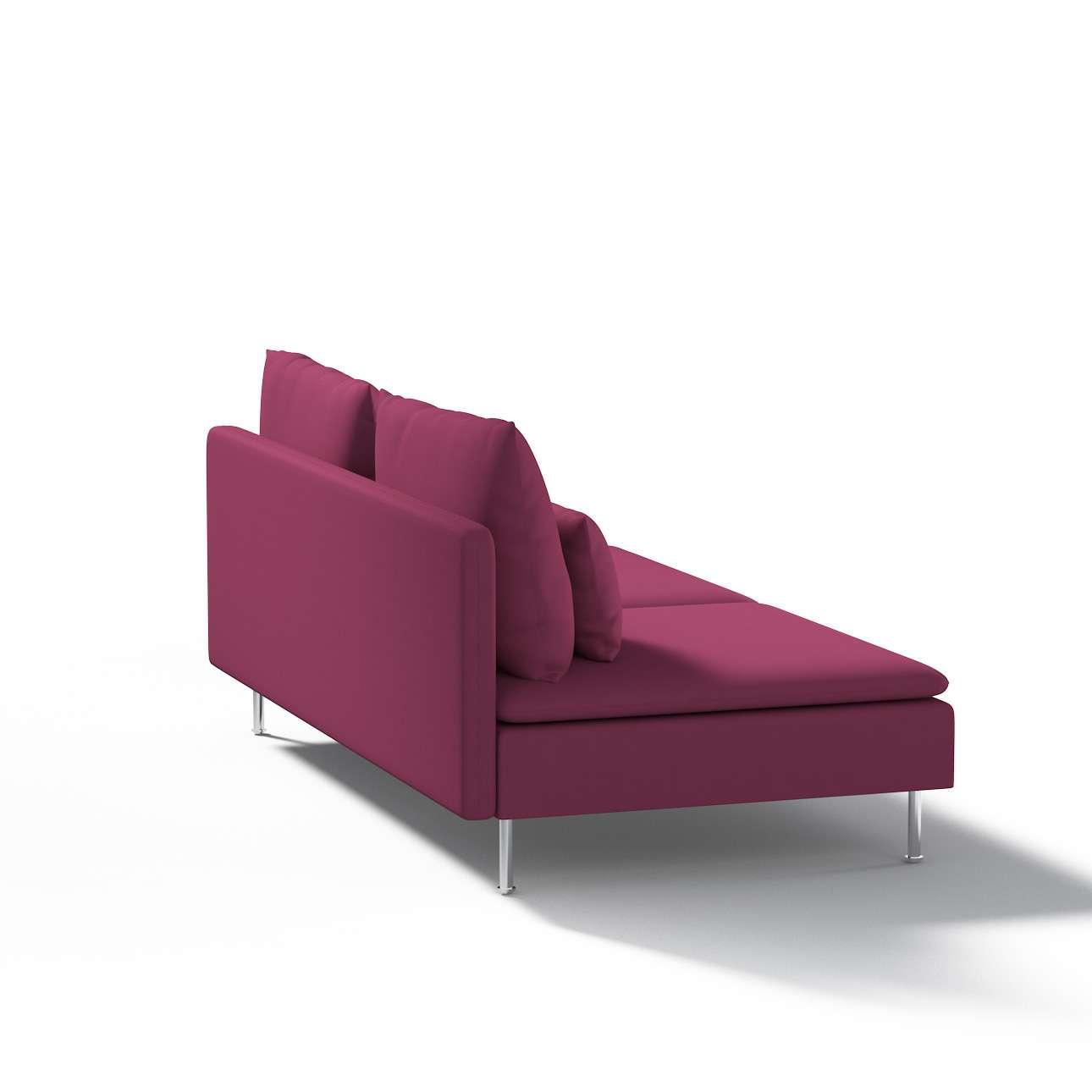 Ikea Söderhamn trivietei sofai užvalkalas Ikea Söderhamn moduliniai trivietei sofai užvalkalas kolekcijoje Cotton Panama, audinys: 702-32