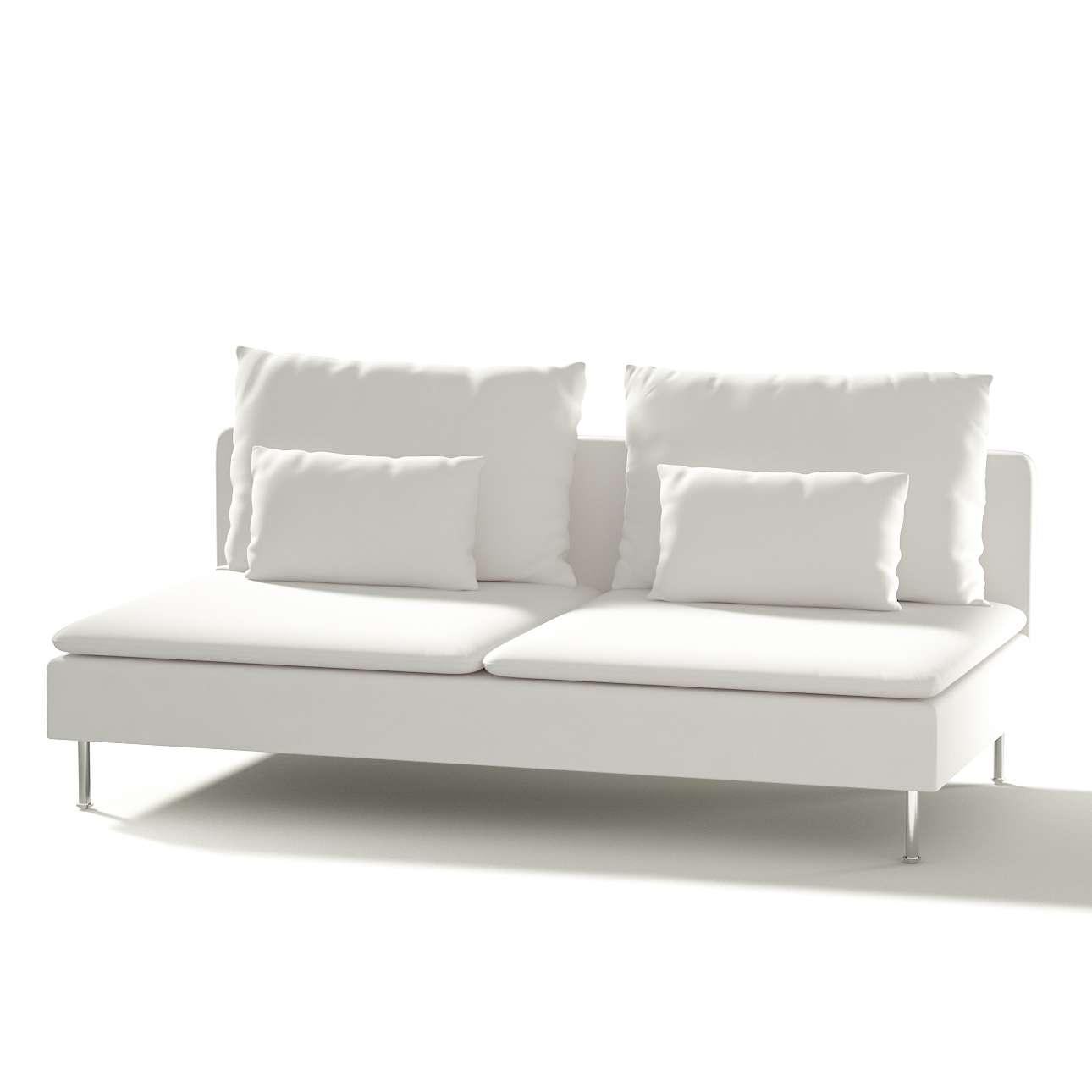 Bezug für Söderhamn Sitzelement 3 von der Kollektion Cotton Panama, Stoff: 702-34