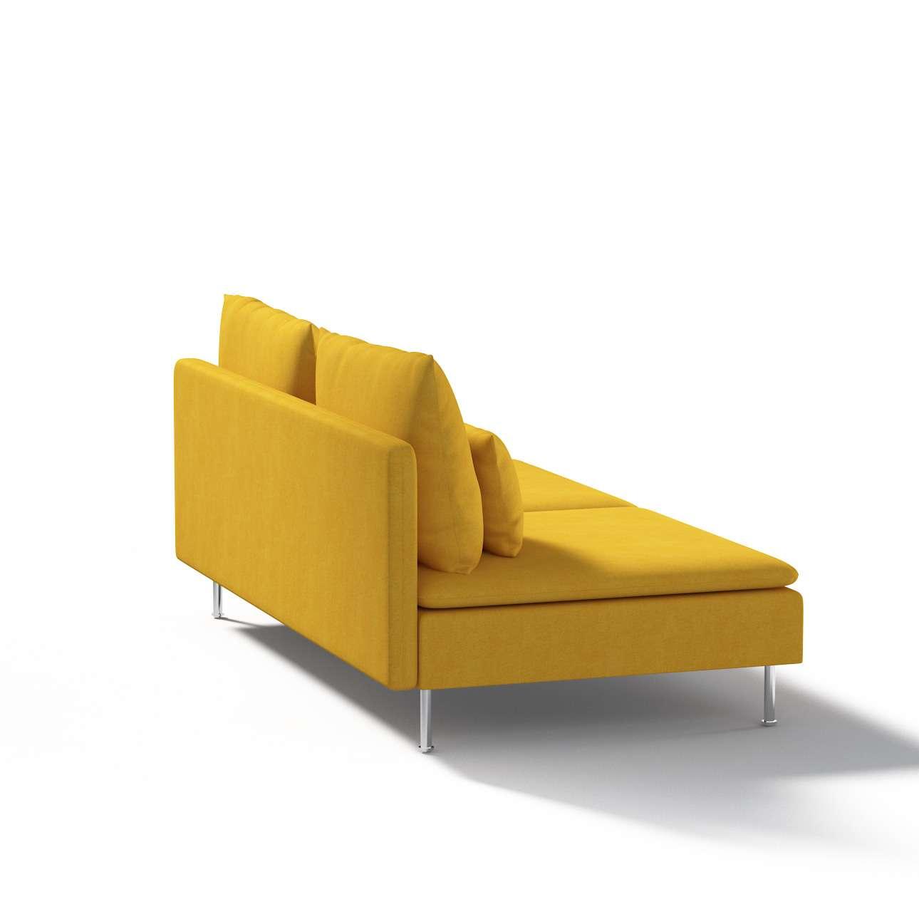 Ikea Söderhamn trivietei sofai užvalkalas Ikea Söderhamn moduliniai trivietei sofai užvalkalas kolekcijoje Etna , audinys: 705-04