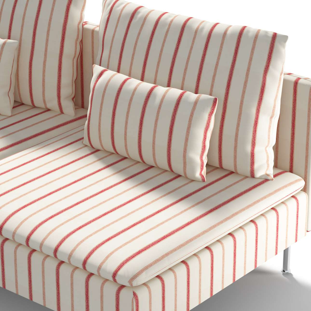 Söderhamn 3-seater section Söderhamn 3-seater section cover in collection Avinon, fabric: 129-15