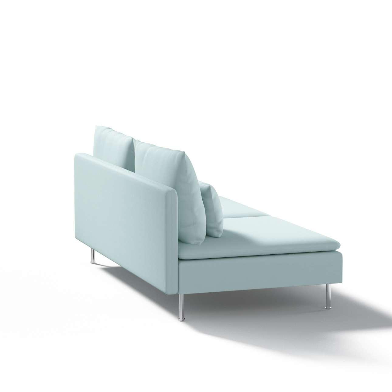 Söderhamn Bezug für Sitzelement 3 von der Kollektion Cotton Panama, Stoff: 702-10