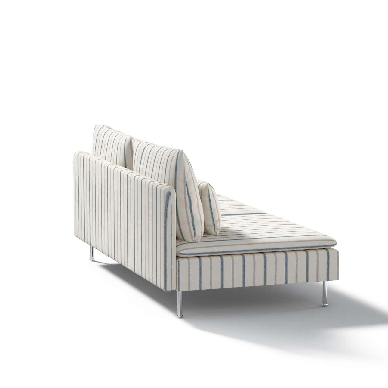 Ikea Söderhamn trivietei sofai užvalkalas Ikea Söderhamn moduliniai trivietei sofai užvalkalas kolekcijoje Avinon, audinys: 129-66