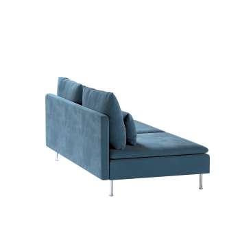 Ikea Söderhamn trivietei sofai užvalkalas kolekcijoje Velvet/Aksomas, audinys: 704-16