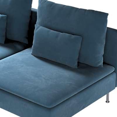 Ikea Söderhamn trivietei sofai užvalkalas kolekcijoje Velvetas/Aksomas, audinys: 704-16