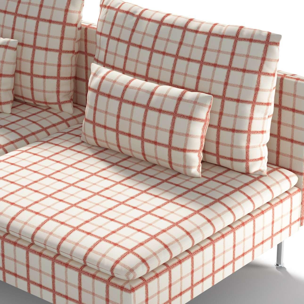 Ikea Söderhamn trivietei sofai užvalkalas Ikea Söderhamn moduliniai trivietei sofai užvalkalas kolekcijoje Avinon, audinys: 131-15