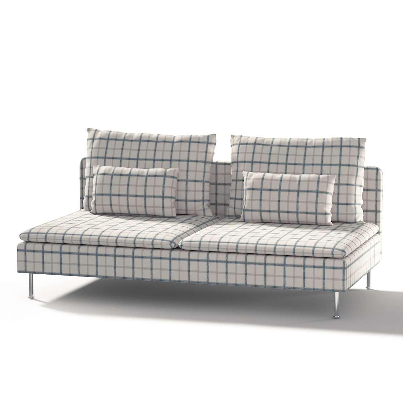Ikea Söderhamn trivietei sofai užvalkalas Ikea Söderhamn moduliniai trivietei sofai užvalkalas kolekcijoje Avinon, audinys: 131-66