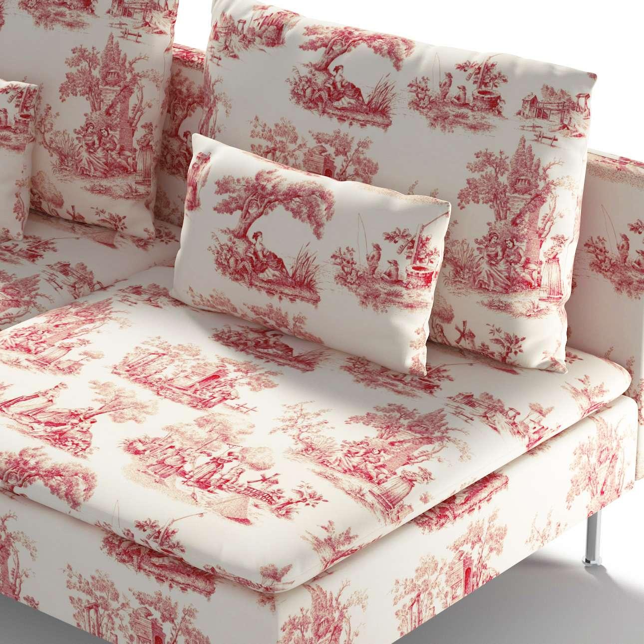 Söderhamn Bezug für Sitzelement 3 Sitzelement 3 von der Kollektion Avinon, Stoff: 132-15