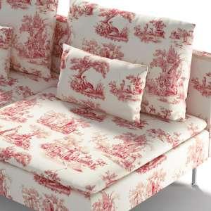 Ikea Söderhamn trivietei sofai užvalkalas Ikea Söderhamn moduliniai trivietei sofai užvalkalas kolekcijoje Avinon, audinys: 132-15
