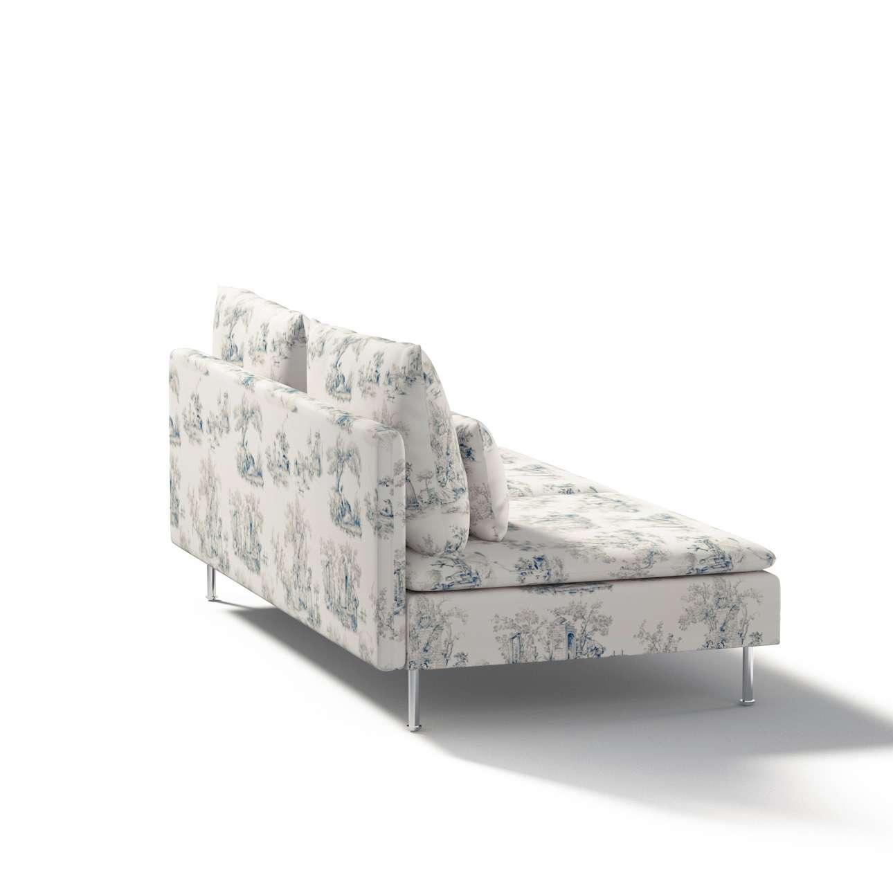 Ikea Söderhamn trivietei sofai užvalkalas Ikea Söderhamn moduliniai trivietei sofai užvalkalas kolekcijoje Avinon, audinys: 132-66