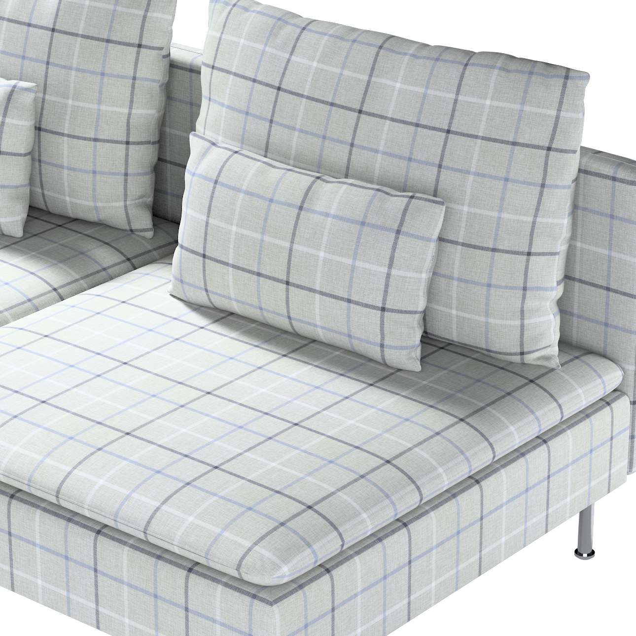 Bezug für Söderhamn Sitzelement 3 von der Kollektion Edinburgh, Stoff: 703-18