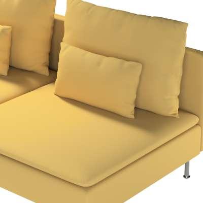 Bezug für Söderhamn Sitzelement 3 von der Kollektion Cotton Panama, Stoff: 702-41