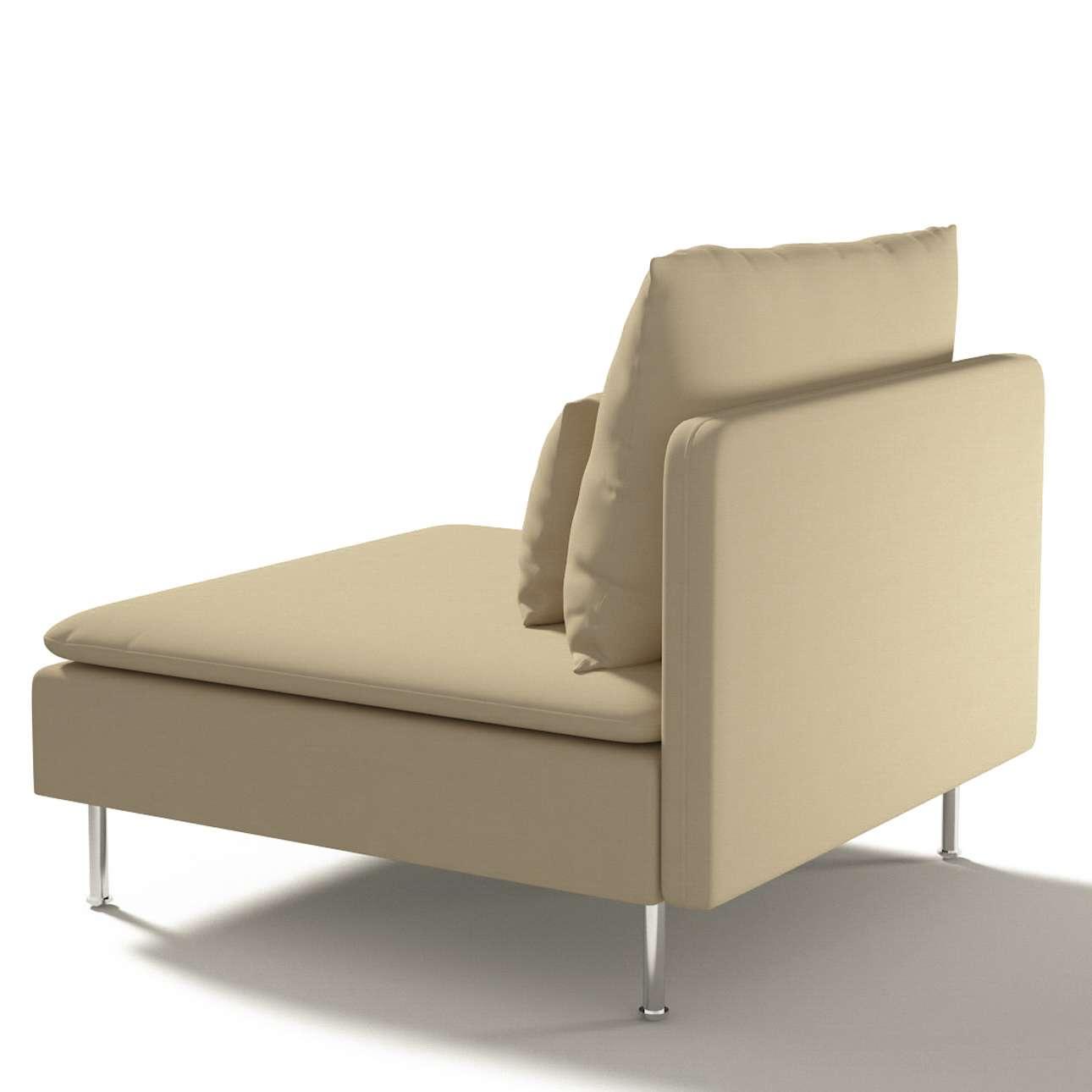 Söderhamn Bezug für Sitzelement 1 Sitzelement 1 von der Kollektion Cotton Panama, Stoff: 702-01