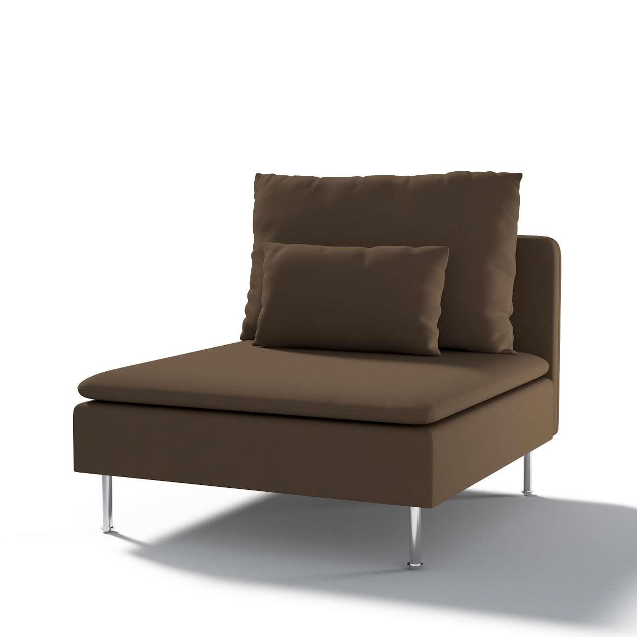 Bezug für Söderhamn Sitzelement 1 von der Kollektion Cotton Panama, Stoff: 702-02