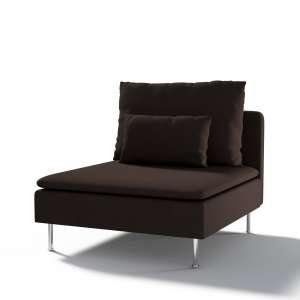 Užvalkalas Ikea Söderhamn vienvietei daliai/ sofai moduł Söderhamn 1-osobowy kolekcijoje Cotton Panama, audinys: 702-03