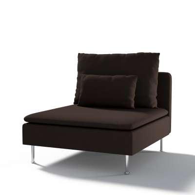 Bezug für Söderhamn Sitzelement 1 von der Kollektion Cotton Panama, Stoff: 702-03