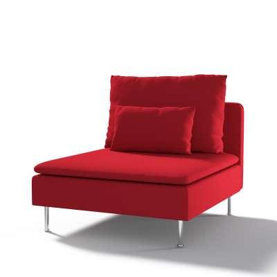 Bezug für Söderhamn Sitzelement 1 von der Kollektion Cotton Panama, Stoff: 702-04