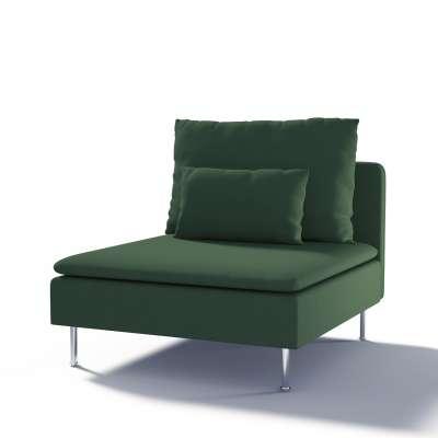Bezug für Söderhamn Sitzelement 1 von der Kollektion Cotton Panama, Stoff: 702-06