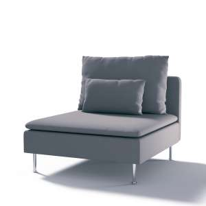 Užvalkalas Ikea Söderhamn vienvietei daliai/ sofai moduł Söderhamn 1-osobowy kolekcijoje Cotton Panama, audinys: 702-07