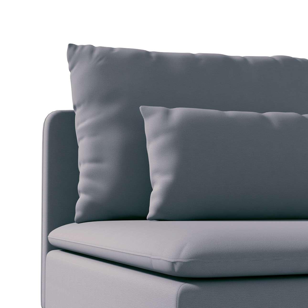 Bezug für Söderhamn Sitzelement 1 von der Kollektion Cotton Panama, Stoff: 702-07