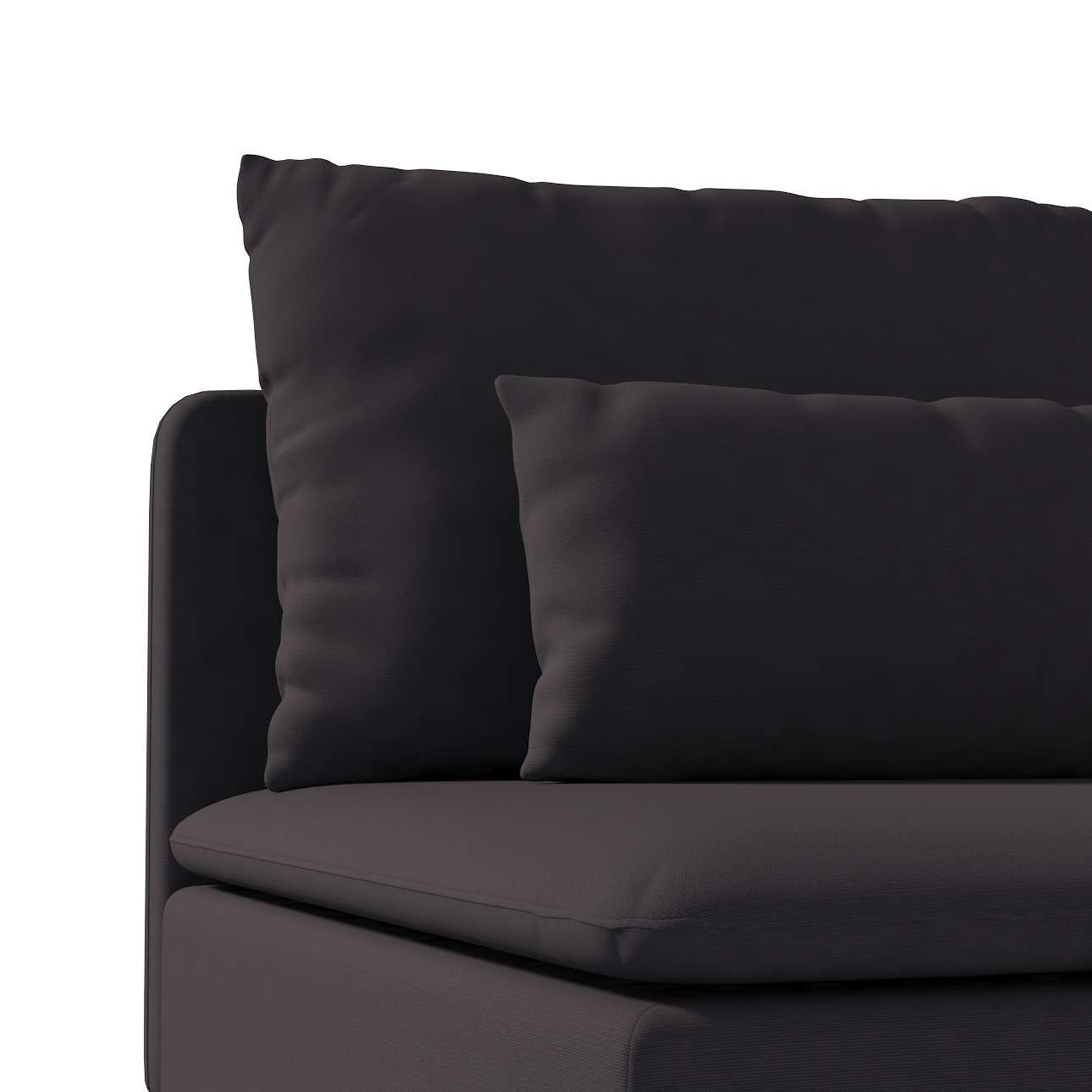 Bezug für Söderhamn Sitzelement 1 von der Kollektion Cotton Panama, Stoff: 702-09