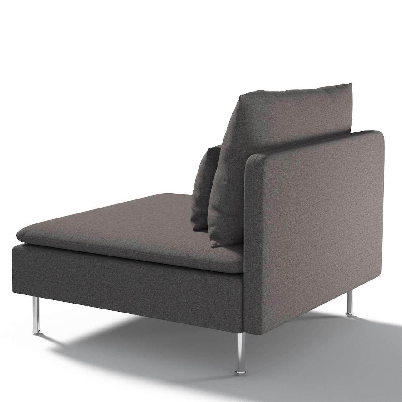 Užvalkalas Ikea Söderhamn vienvietei daliai/ sofai moduł Söderhamn 1-osobowy kolekcijoje Edinburgh , audinys: 115-77