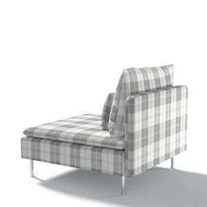 Užvalkalas Ikea Söderhamn vienvietei daliai/ sofai moduł Söderhamn 1-osobowy kolekcijoje Edinburgh , audinys: 115-79