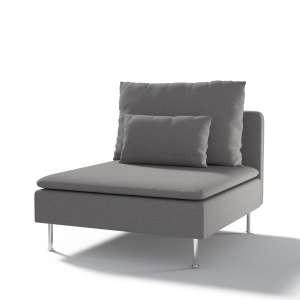 Užvalkalas Ikea Söderhamn vienvietei daliai/ sofai moduł Söderhamn 1-osobowy kolekcijoje Edinburgh , audinys: 115-81