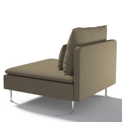Bezug für Söderhamn Sitzelement 1 von der Kollektion Chenille, Stoff: 702-21