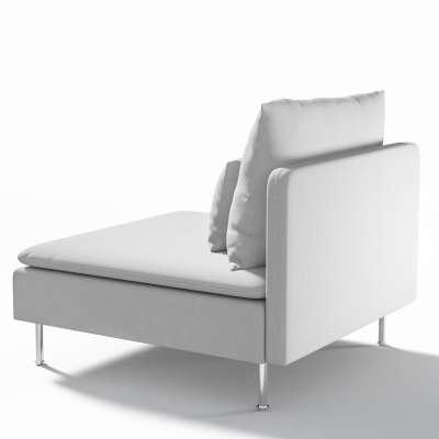 Bezug für Söderhamn Sitzelement 1 von der Kollektion Chenille, Stoff: 702-23