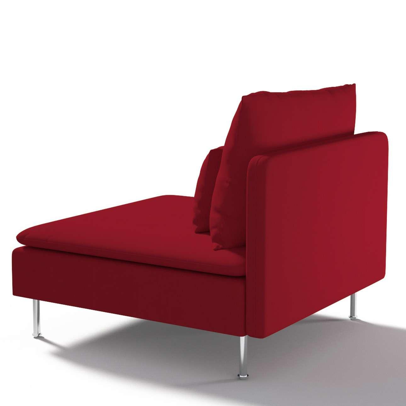 Söderhamn Bezug für Sitzelement 1 Sitzelement 1 von der Kollektion Chenille , Stoff: 702-24