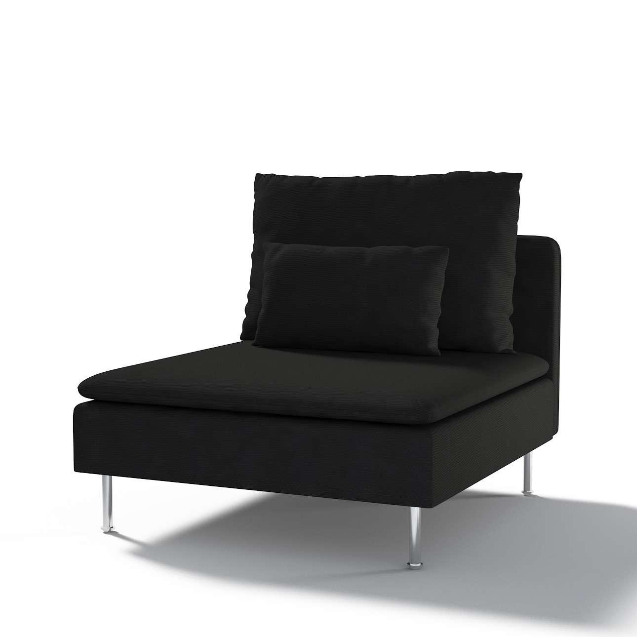 Bezug für Söderhamn Sitzelement 1 von der Kollektion Etna, Stoff: 705-00