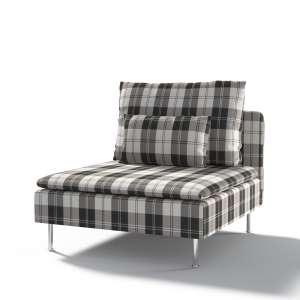 Užvalkalas Ikea Söderhamn vienvietei daliai/ sofai moduł Söderhamn 1-osobowy kolekcijoje Edinburgh , audinys: 115-74