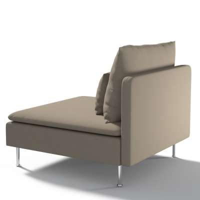 Bezug für Söderhamn Sitzelement 1 von der Kollektion Cotton Panama, Stoff: 702-28