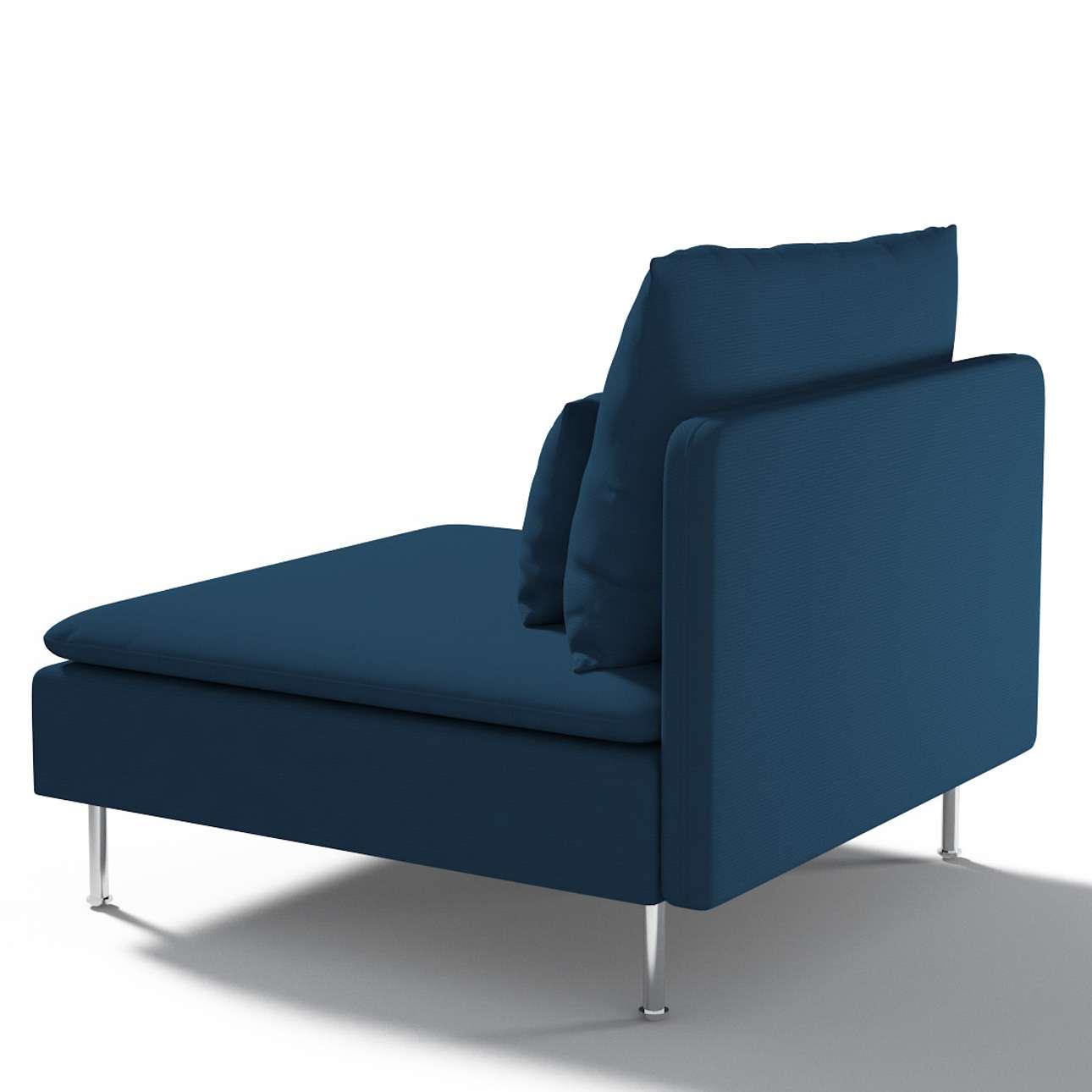 Bezug für Söderhamn Sitzelement 1 von der Kollektion Cotton Panama, Stoff: 702-30