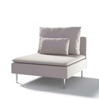Bezug für Söderhamn Sitzelement 1 von der Kollektion Cotton Panama, Stoff: 702-31