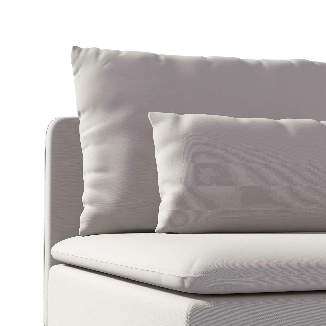 Užvalkalas Ikea Söderhamn vienvietei daliai/ sofai moduł Söderhamn 1-osobowy kolekcijoje Cotton Panama, audinys: 702-31