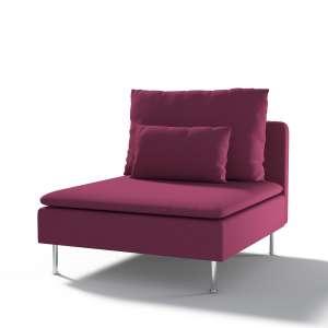 Užvalkalas Ikea Söderhamn vienvietei daliai/ sofai moduł Söderhamn 1-osobowy kolekcijoje Cotton Panama, audinys: 702-32