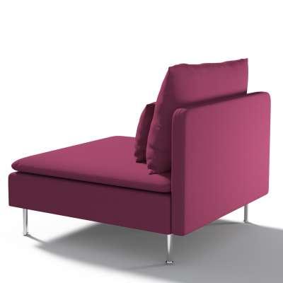 Bezug für Söderhamn Sitzelement 1 von der Kollektion Cotton Panama, Stoff: 702-32