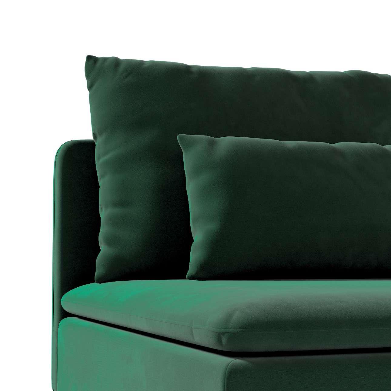 Bezug für Söderhamn Sitzelement 1 von der Kollektion Velvet, Stoff: 704-25