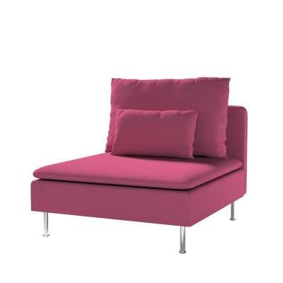 Bezug für Söderhamn Sitzelement 1 von der Kollektion Living, Stoff: 160-44