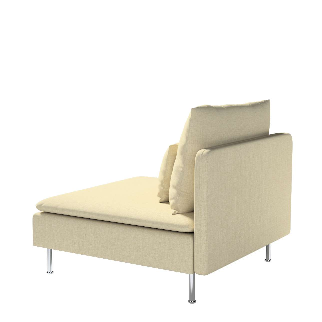 Bezug für Söderhamn Sitzelement 1 von der Kollektion Living, Stoff: 161-45