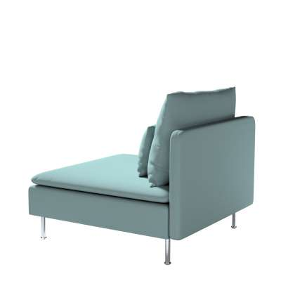 Bezug für Söderhamn Sitzelement 1 von der Kollektion Cotton Panama, Stoff: 702-40