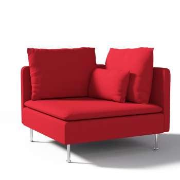 Ikea Söderhamn kampinei sofai užvalkalas Ikea Söderhamn kampinei sofai užvalkalas kolekcijoje Cotton Panama, audinys: 702-04