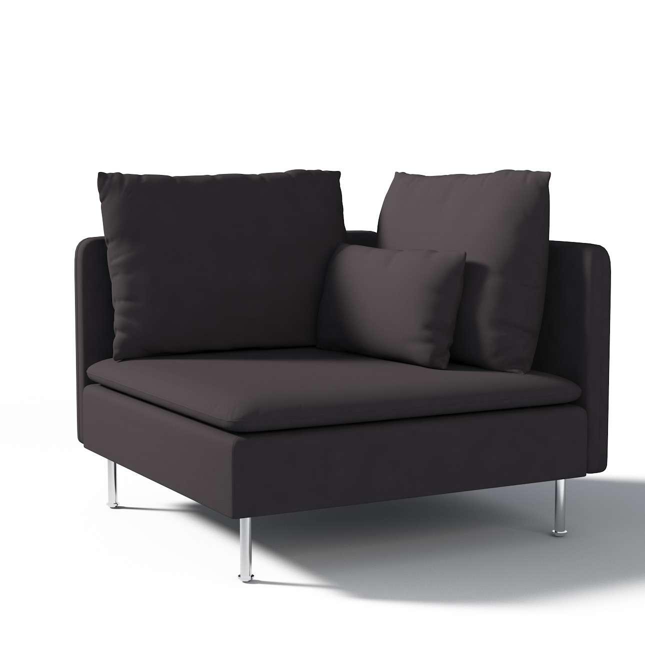 s derhamn bezug f r eckelement schwarz dekoria. Black Bedroom Furniture Sets. Home Design Ideas
